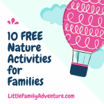 10 Free Outdoor Activities for Families