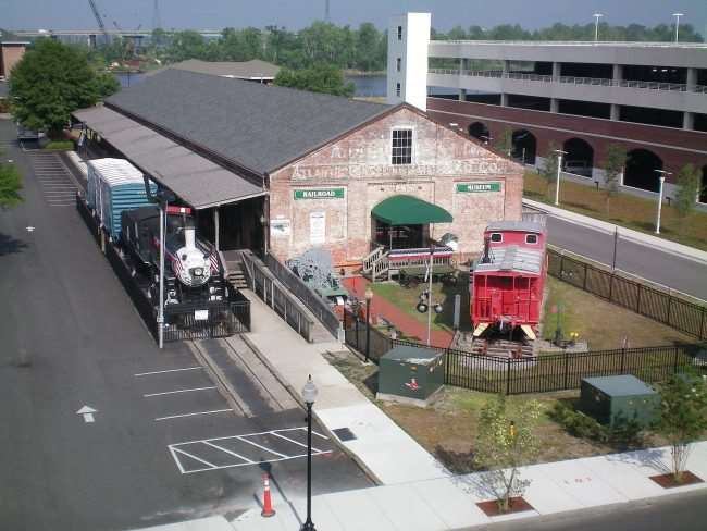Top 10 Things to Do with Kids in Wilmington, NC- Wilmington Railroad Museum