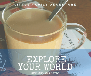 Explore Your World with TAZO® Chai Latte K-Cup® pods