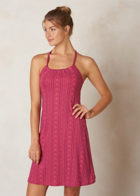 prAna Quinn Dress is a great dress for summer. It's stylish, versatile, and perfect for summer adventure - Enter to win your own Quinn Dress in the #SummerCravings giveaway