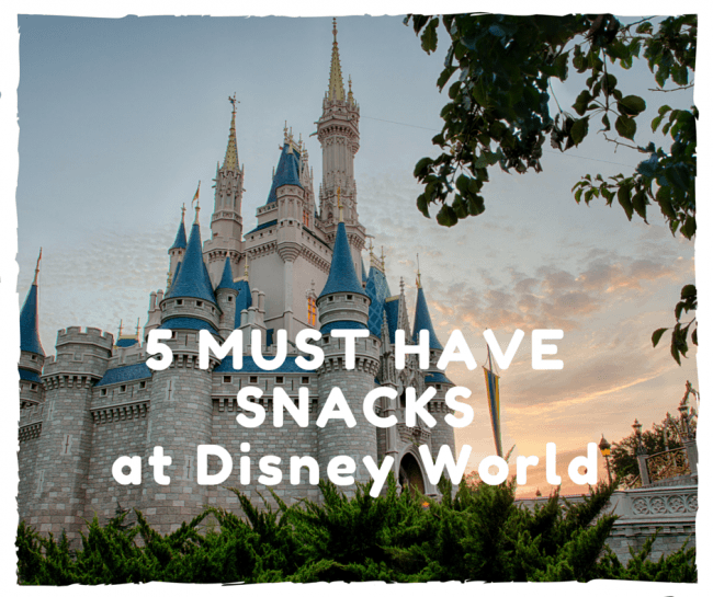 Disney Snacks - CAstle