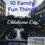 10 Family Fun Things to Do in Oklahoma City