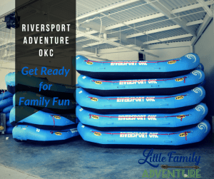 Riversport Adventure OKC - Family Fun in Oklahoma City - Zip down 72 foot slides, climb the adventure ropes course, zip line across the Oklahoma river, or don the whitewater rapids in a raft for a family adventure you won't soon forget