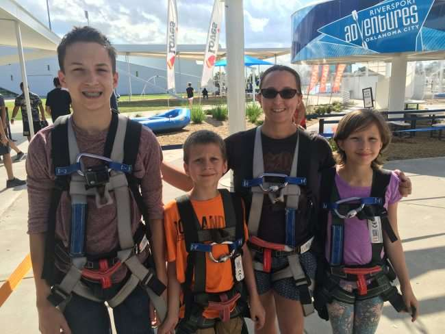 Riversport Adventure OKC