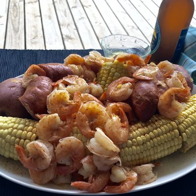 Low Country Boil – Perfect for Large Cookouts or a Family Campout