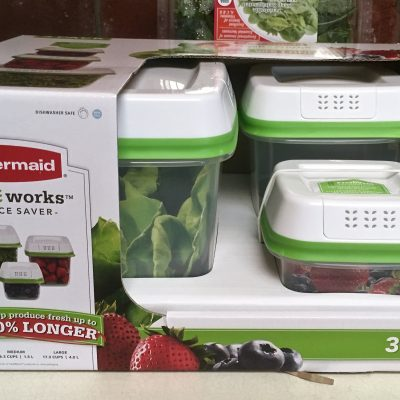 Keeping Produce Fresher Longer & FreshWorks Produce Saver Review