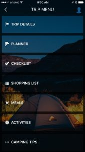 Learn to love camping with the help of this free app! Moonlight from Active Network is a must for anyone who is organizing a camping trip, It will help you plan, gather, shop, and coordinate things for family camping or a group campout. Best of all it's free
