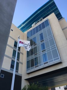 Facade of Aloft Bricktown Downtown Oklahoma City