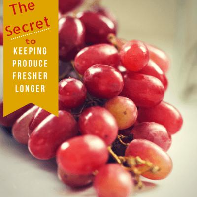 The Secret to Keeping Summer Produce Fresher Longer