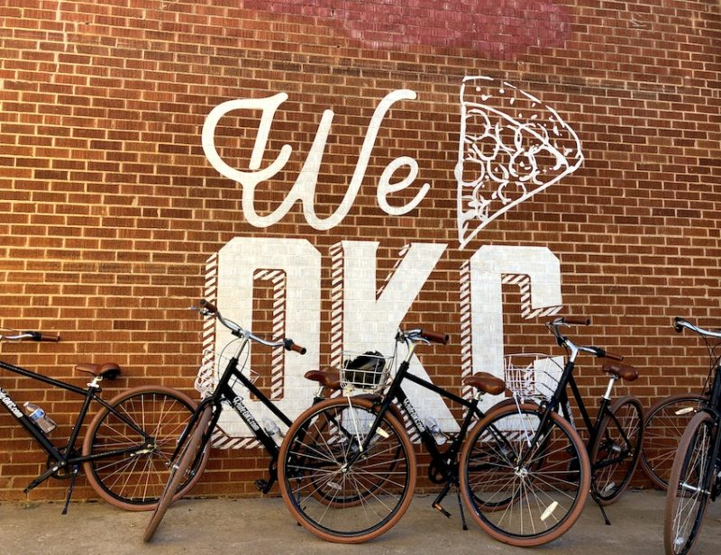 We Love OKC Mural
