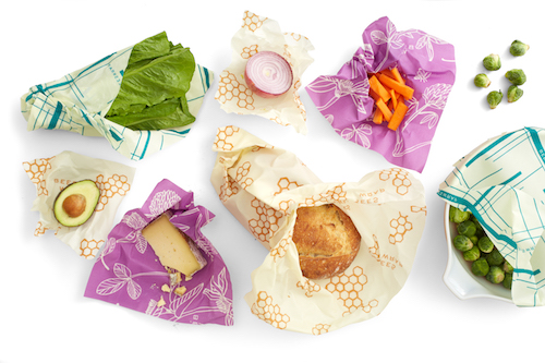 Bees Wrap reusable food storage warap