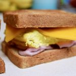 Easy, Make Ahead Freezer Breakfast Sandwiches