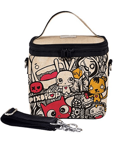 SoYoung Linen Lunch Box