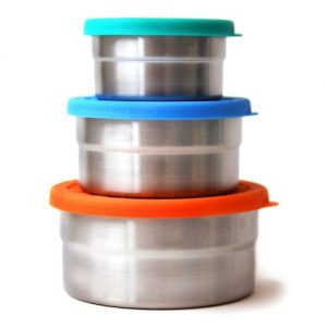 Stainless Steel Storage Cups