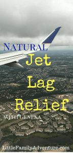 natural jet lag relief