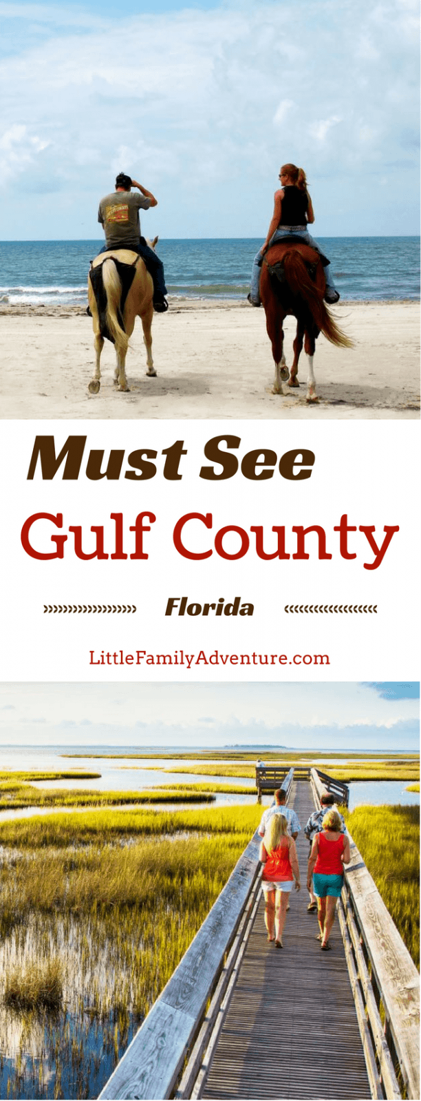 Plan Your Next Family Getaway in Gulf County, Florida - It's filled with family-friendly outdoor fun and sites you will enjoy