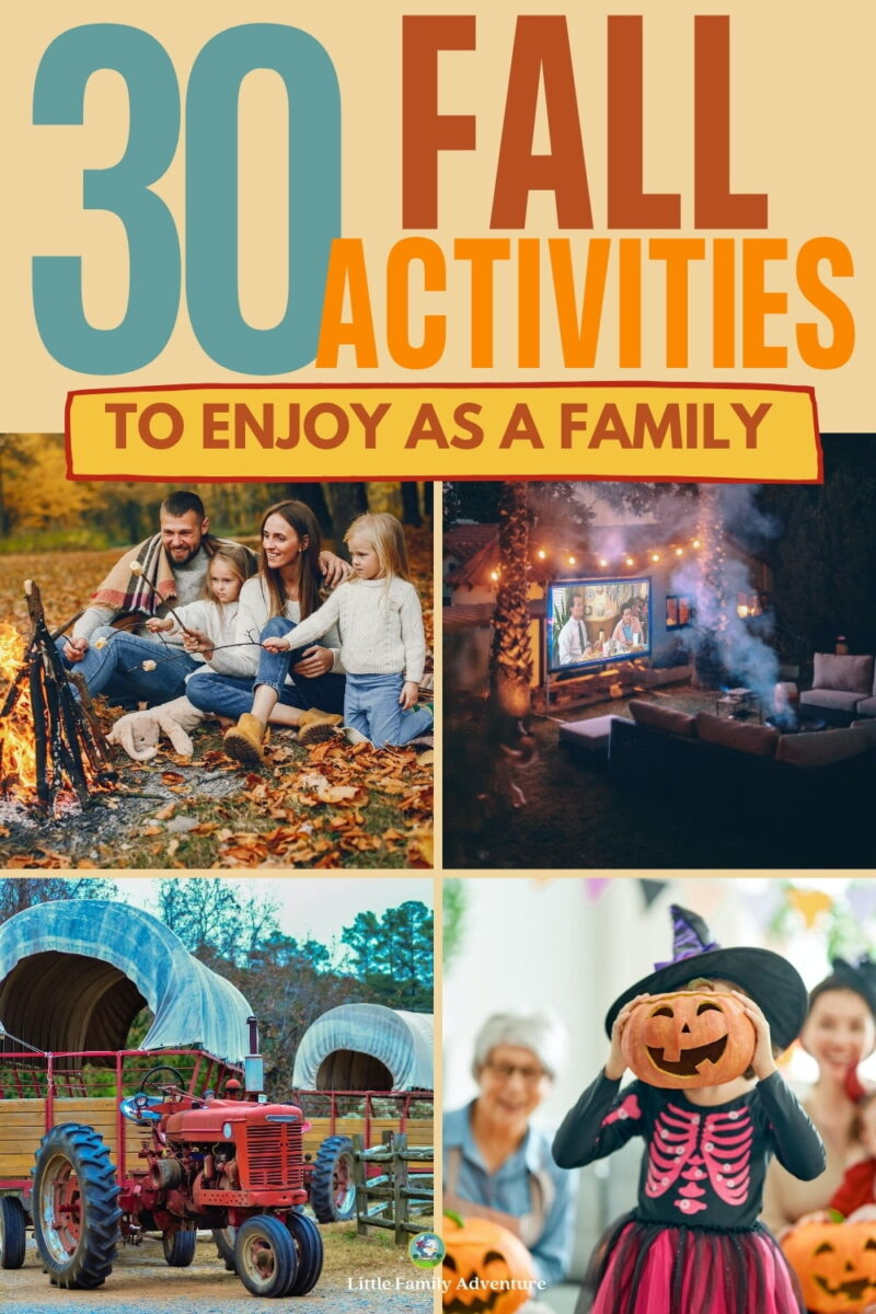 fall family activities