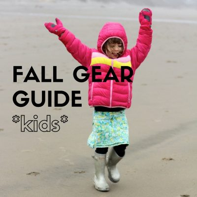Get The Kids Adventure Ready – Must Have Fall Kids Gear