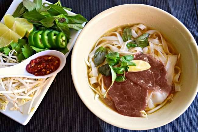 how to cook pho beef in instant pot