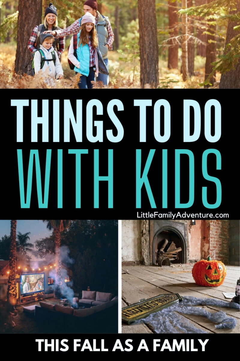 family activities in fall