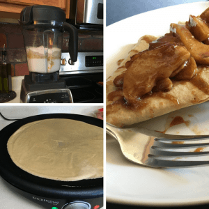 You this simply basic crepe recipe to create delicious homemade crepes.
