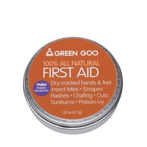 Essential Fall Gear Guide For Outdoor Families - all natural First Aid Salve replaces over 25 different things in your first aid kit. Keep one in the house, one in the car, and one in your family adventure bag