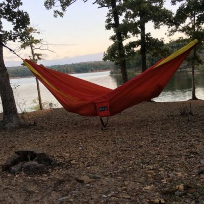 Advantages of Hammock Camping + ENO Hammock Review