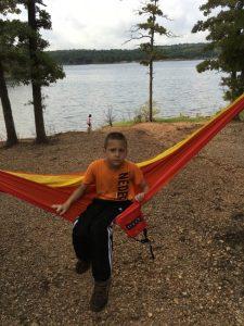 Advantages of Hammock Camping + ENO Hammock Review