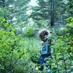 A Wild Child or a Child in the Wild? Being outside with your children offers ample opportunity to promote listening skills, cooperation, responsibility, and body awareness. Get outdoors and help your child grow today!