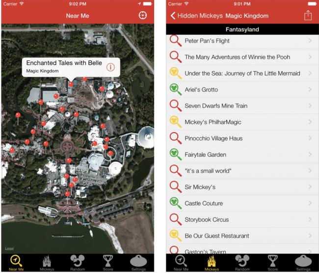 5 Best Apps for Planning Your Next Disney World Trip - Hidden Mickeys