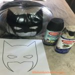 Simple Painted Pumpkins – No Knives Required