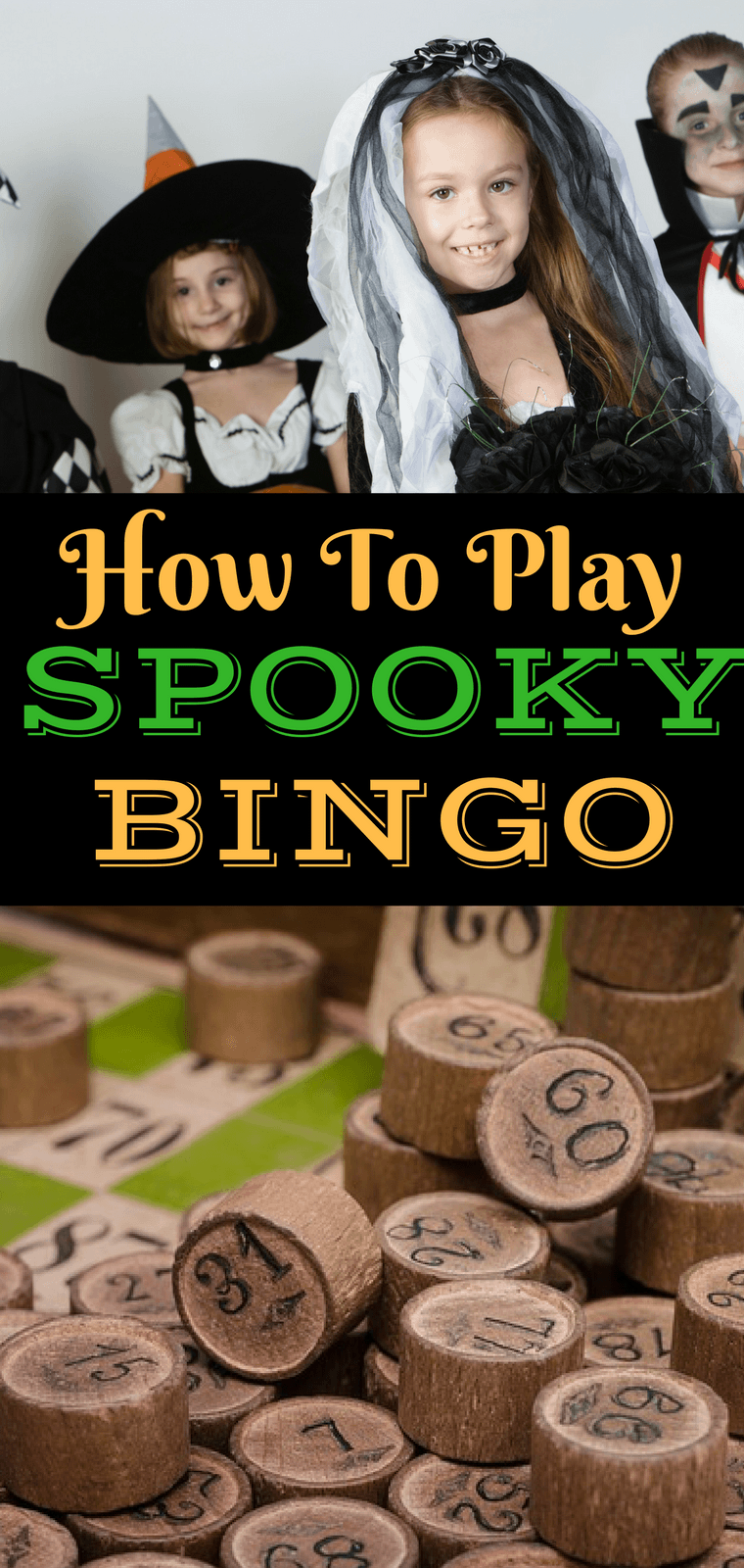 How to Play Spooky Bingo: 5 Best Tips