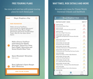 5 Best Apps for Planning Your Next Disney World Trip - UnderCoverTourist
