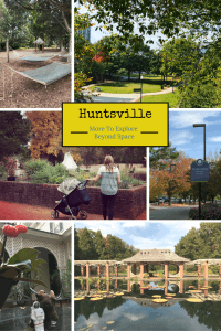 Explore More than Space in Huntsville, Alabama - Explore the local sites, restaurants, breweries, and attractions of Rocket City. See why you should make Huntsville your next family travel destination