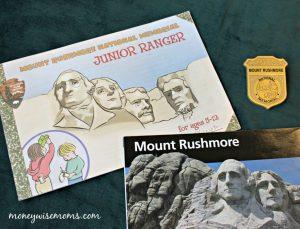 Mount Rushmore National Memorial - Visiting National parks