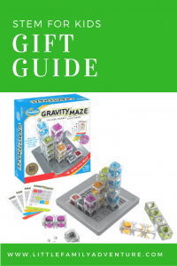 Great gift idea that supports creativity and building skills.