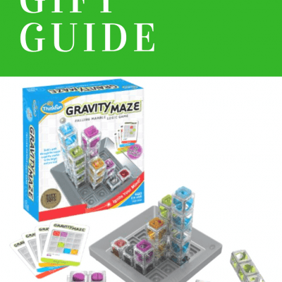 Learning Made Fun Gift Guide:  STEM Activities for Kids