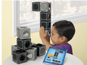 Top Secret Mirror Cubes from Lakeshore Learning