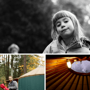 Yurt Camping at Kayak Point and Yurt Camping 101 - the tips you need to have fun in this special kind of family lodging