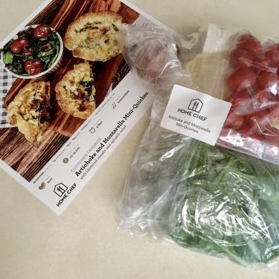Home Chef's Meal Kits Let You Make Take-Out At Home