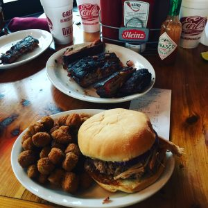 Holiday Things to Do In Oklahoma City - Earl;s Rib Palace is food fit for hungry adventurers