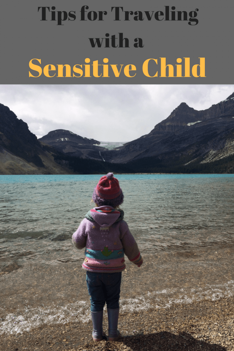 Tips for travelling with a sensitive Toddler - here are sanity saving tips that help toddlers who need their routine to adjust and travel with the family