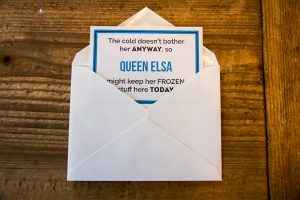 Looking for a BIG Disney Vacation Reveal Idea? Try this Disney-Themed Scavenger Hunt