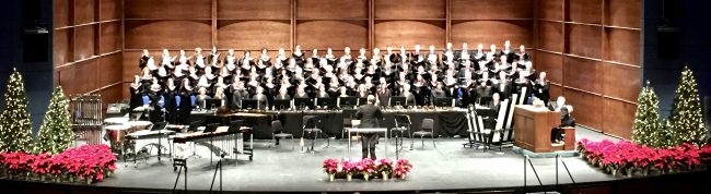 Canterbury Choir - holiday fun things to do in Oklahoma City