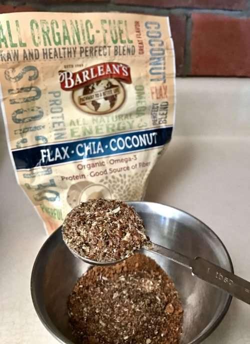 Barlean's Flax Chia Coconut Seed Blend