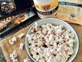 Chia Cinnamon Sugar Popcorn