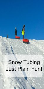 Snow Tubing: NOT to be Missed Winter Fun for All Ages