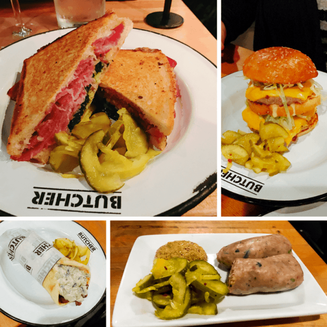 Cochon Butcher is a great spot for a large group of people- Sandwich shop, butcher, and wine shop- Eat Your Way Around New Orleans and taste how diverse the city's culinary scene is. If you are traveling to NOLA check out these restaurants we visited on a recent trip and are sure to go back to again and again