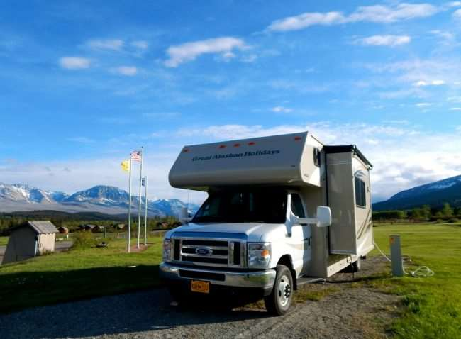 RVing in Alaska - 15 Best Vacations Spots for Outdoor Families - See where other outdoor families love to travel to and explore. These travel destinations will inspire you to get out and start exploring with your kids.