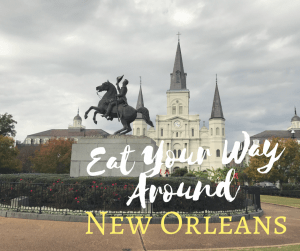 Eat Your Way Around New Orleans and taste how diverse the city's culinary scene is. If you are traveling to NOLA check out these restaurants we visited on a recent trip and are sure to go back to again and again